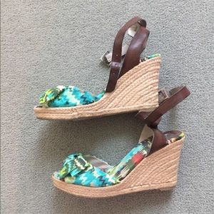 """""""Marc Fisher"""" Fashion Wedges"""